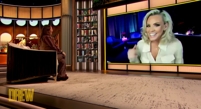 Jenny McCarthy on Drew Barrymore Show