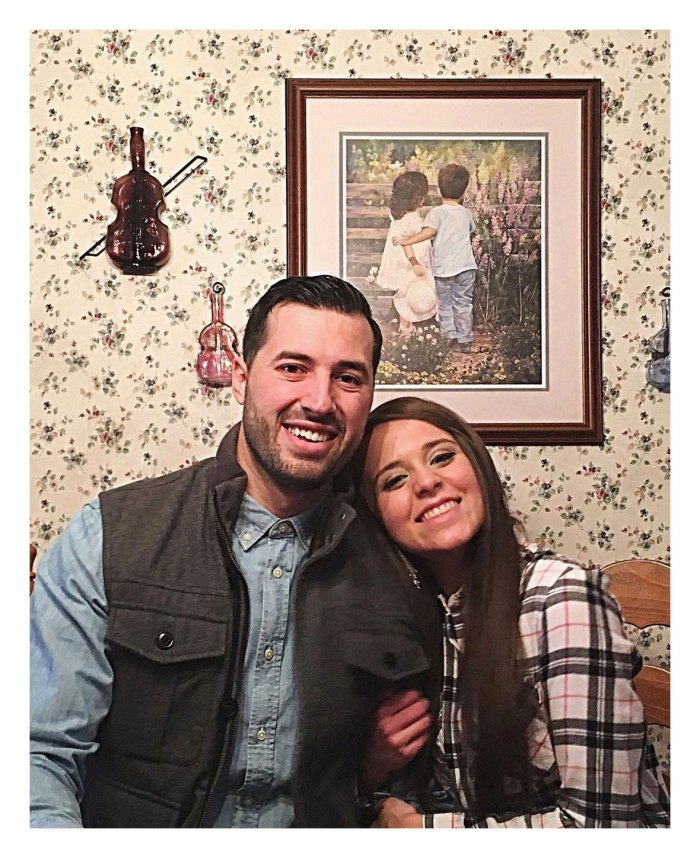 Jeremy Vuolo Recalls 50 Page Questionnaire From Jingers Father Jim Bob Duggar