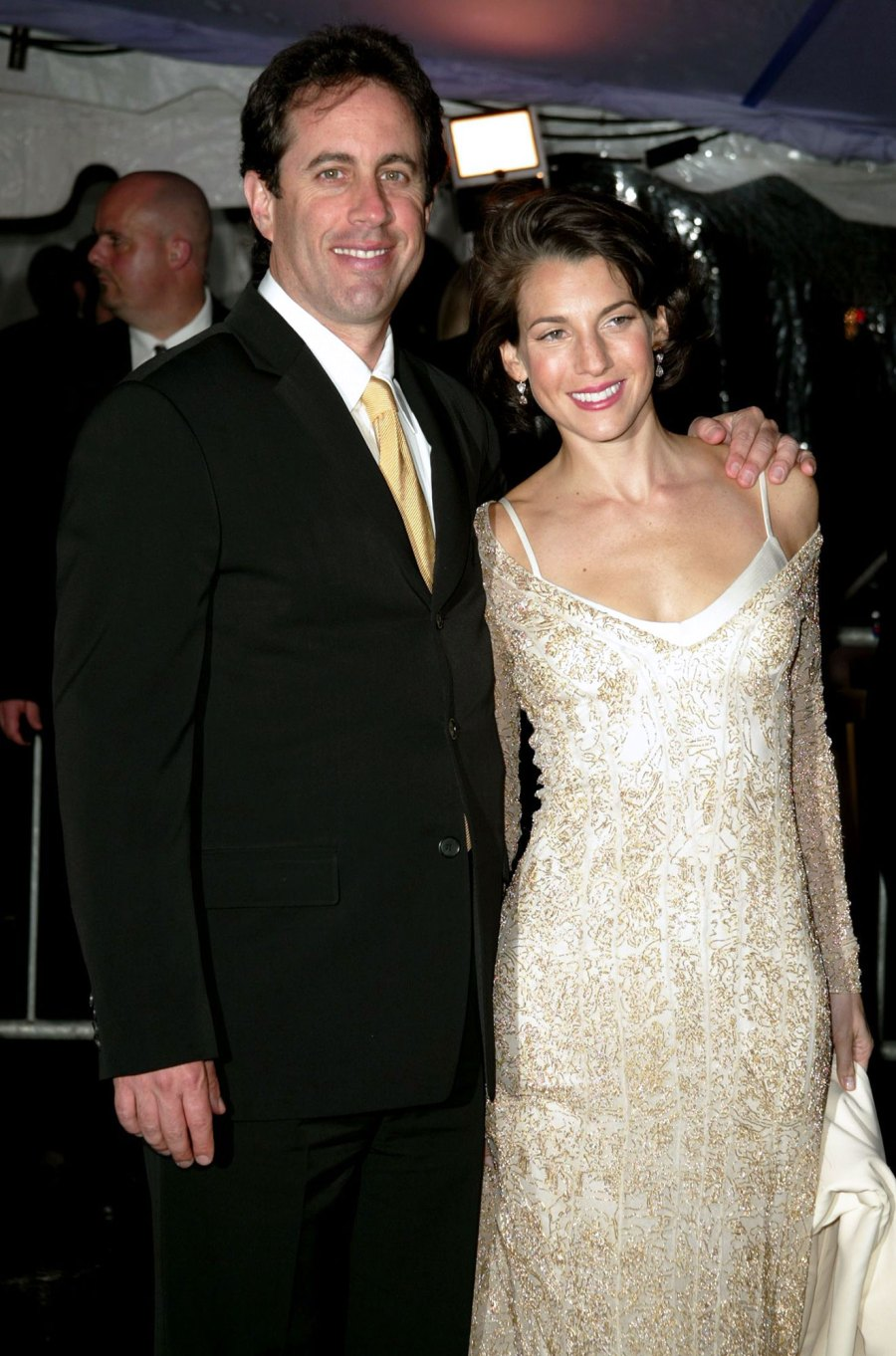 Jerry Seinfeld and Jessica Sklar Celebrities Who Fell in Love With Non-Famous People
