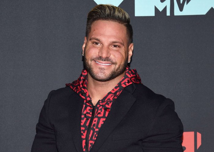 Jersey Shore's Ronnie Ortiz-Magro Released on $100K Bond After Domestic Violence Arrest