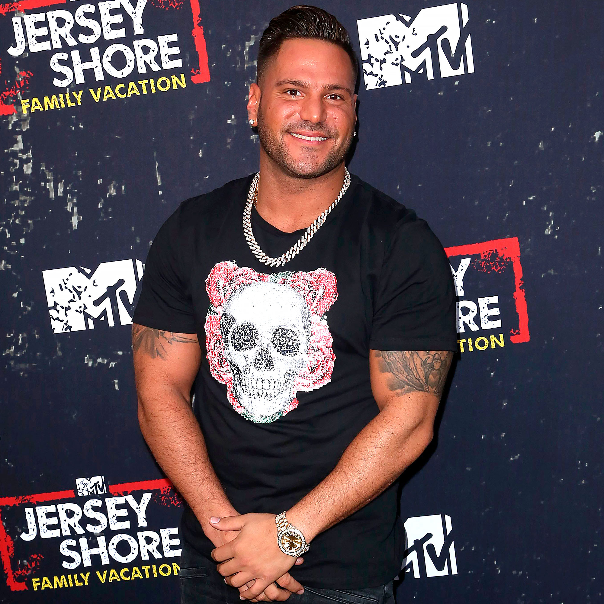 Jersey Shore's Ronnie Ortiz-Magro Speaks Out After Arrest