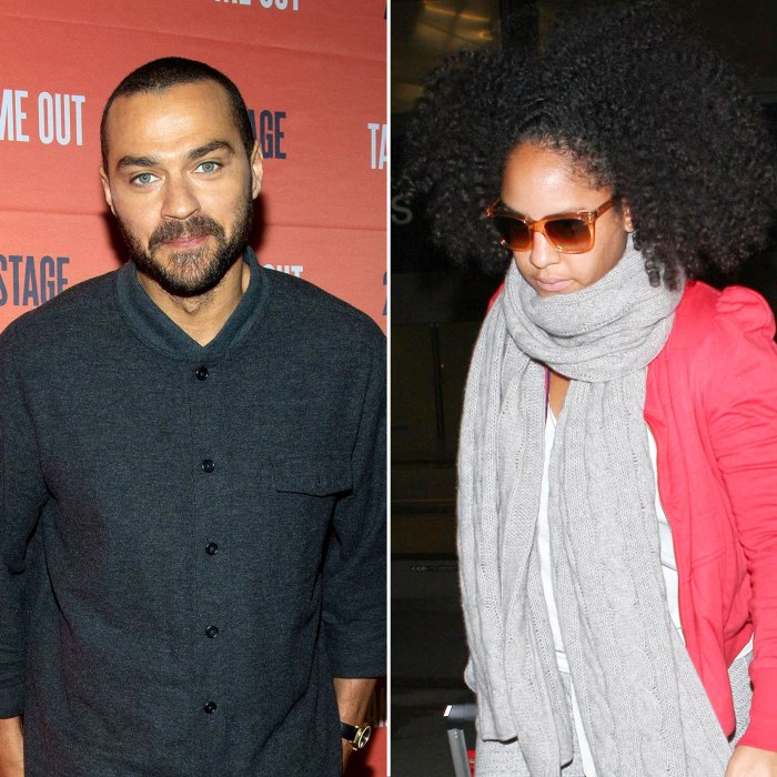 Jesse Williams and Ex-Wife Aryn Drake-Lee Ordered to Take High Conflict Parenting Classes