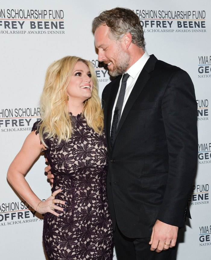Jessica Simpson Dated a Couple Musicians Under the Radar Eric Johnson