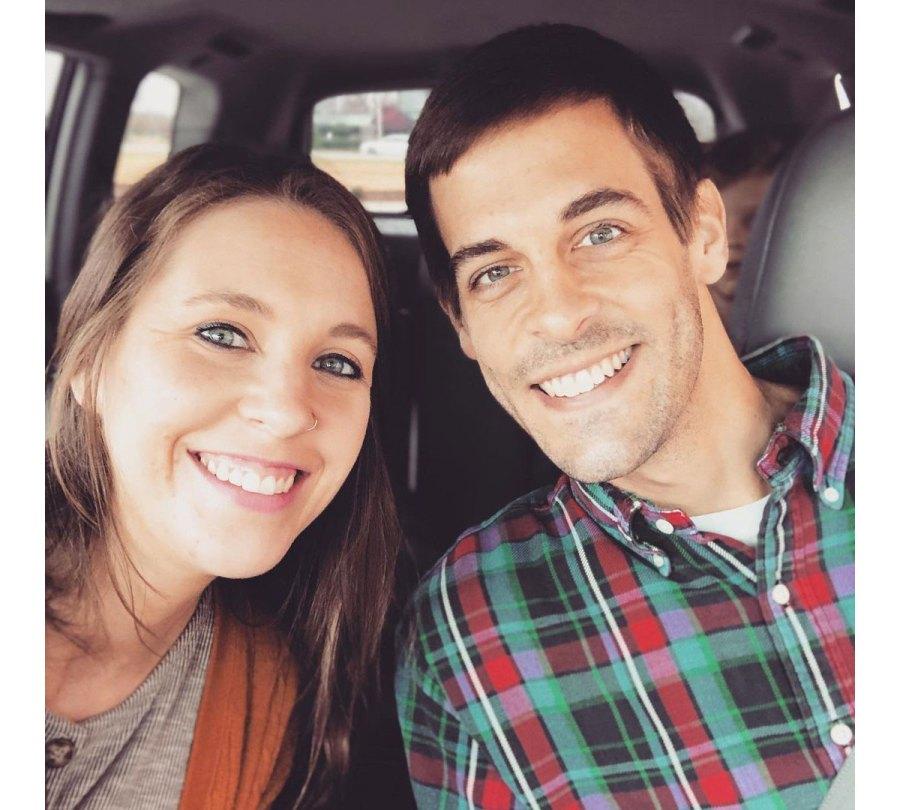 Jill Duggar Instagram Jill Duggar and Derick Dillard Duggar Family Reactions Josh Arrest