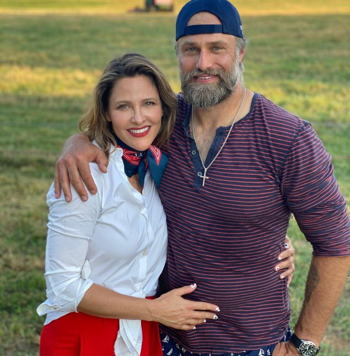 Jill Wagner Is Pregnant Expecting 2nd Baby With Husband David Lemanowicz