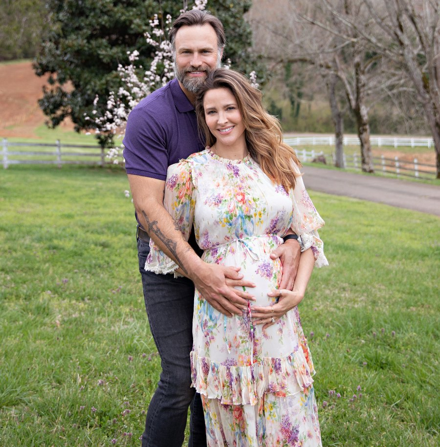 Jill Wagner Pregnant With 2nd Baby