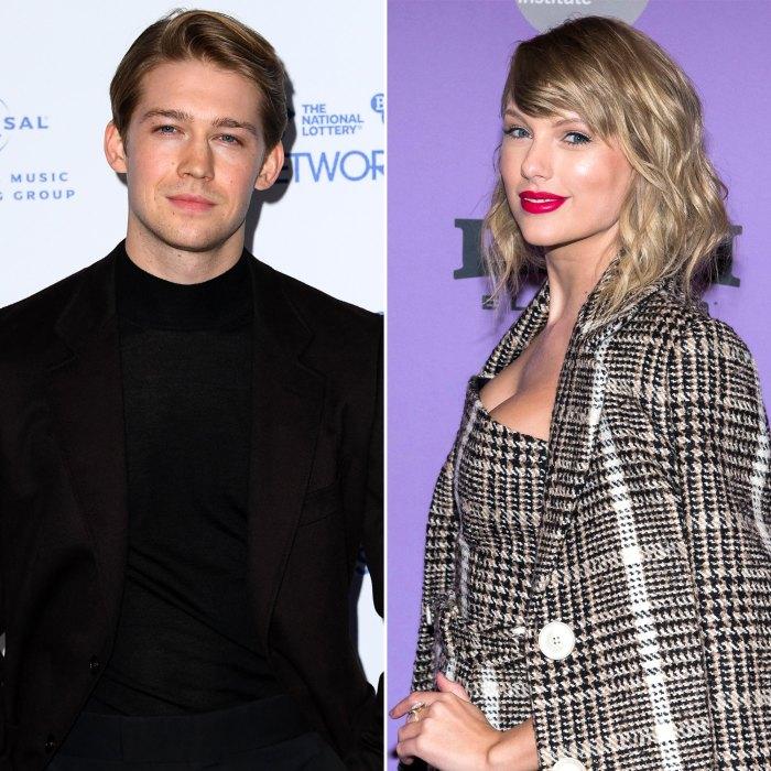 Joe Alwyn Wins 1st Grammy for Taylor Swift Collaboration