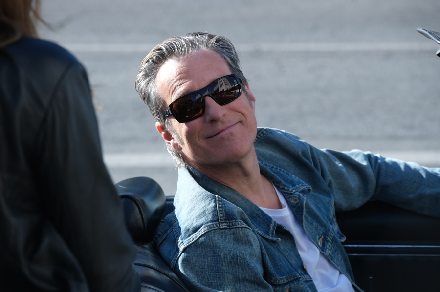 John Corbett Reflects Working With Partners He Doesnt Get Along With