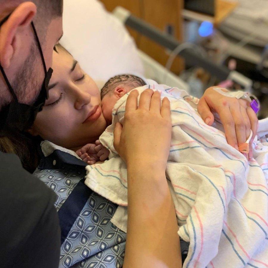 Jorge Nava Newborn Baby