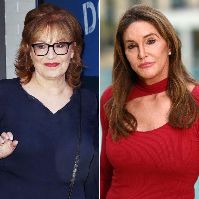 Joy Behar se disculpa por confundir a Caitlyn Jenner en 'The View', dice que estaba cansada