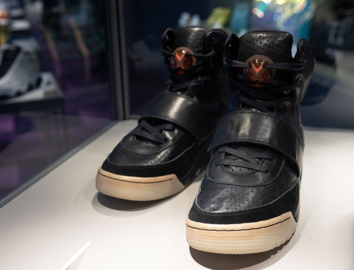 Kanye West's Nike Air Yeezy 1 Prototype Sells for $1.8 Million: Details