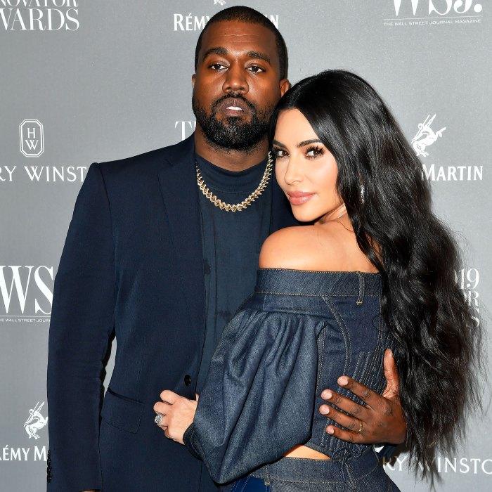 Kanye West Responds Kim Kardashians Divorce Petition Details