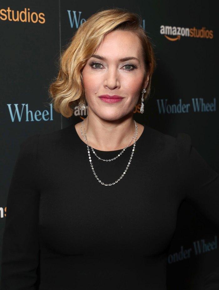 Kate Winslet dice que conoce a 4 actores de Hollywood que ocultan su sexualidad por miedo
