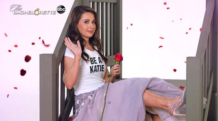 Katie Thurston es dueña de su franqueza en la primera promoción de la temporada 17 de 'Bachelorette'