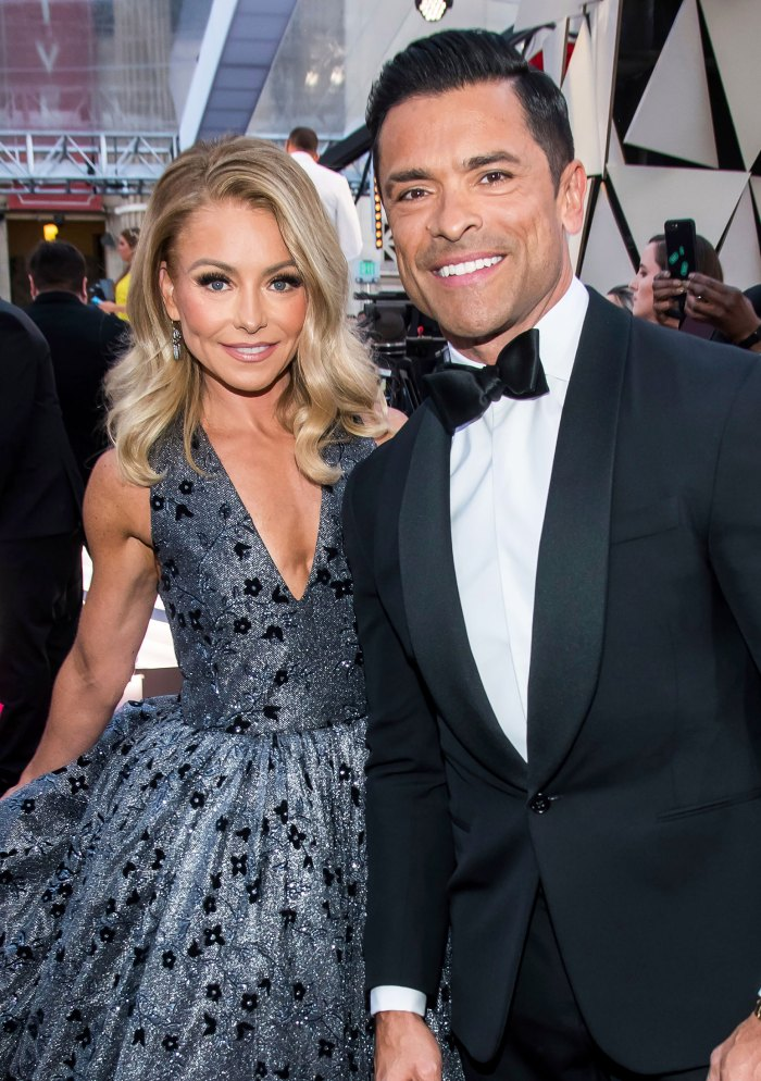 Kelly Ripa and Mark Consuelos Discuss Their 'Traditional' Marriage Roles