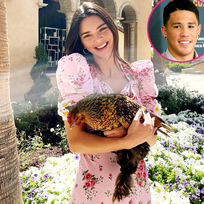 Kendall Jenner Gets Flirty Easter Message From Devin Booker
