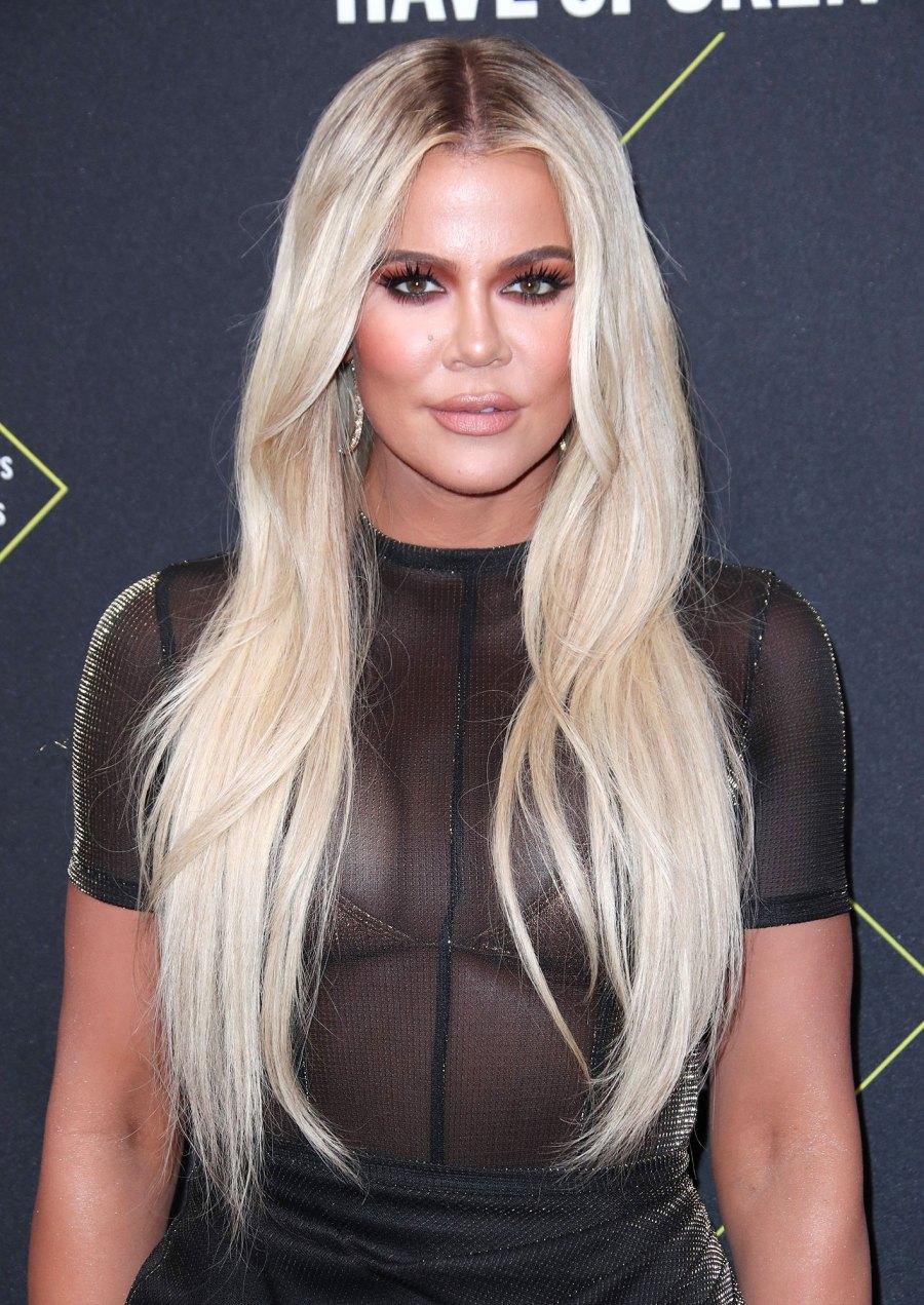 Khloe Kardashian Names We've Been Saying Wrong