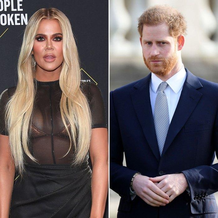 Podcast de Khloe Kardashian y Prince Harry Hollywood