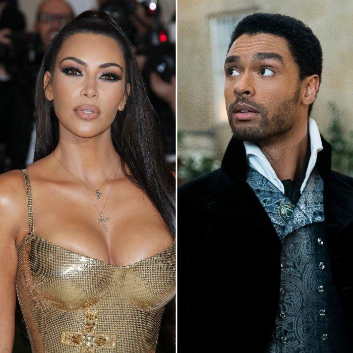 Kim Kardashian 'no está bien' después de que Rege-Jean Page abandona 'Bridgerton'