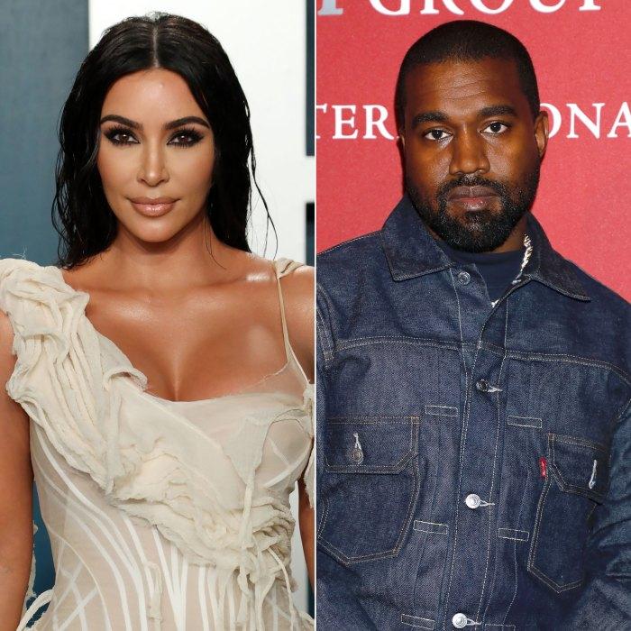 Kim Kardashian nombrada multimillonaria en medio del divorcio de Kanye West