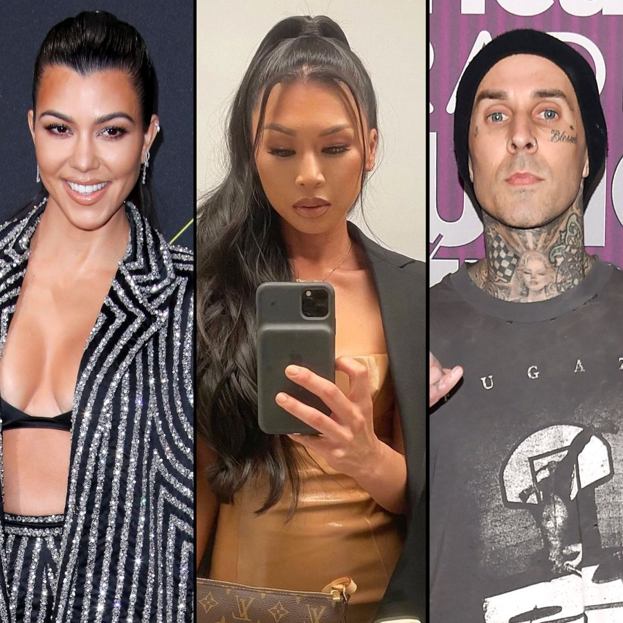 Kourtney Kardashian BFF Tracy Romulus Ready to Start Planning Travis Barker Wedding 5