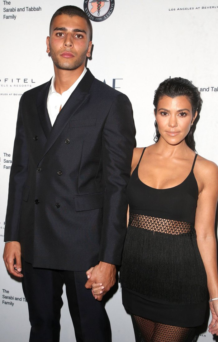 Kourtney Kardashian Ex Younes Bendjima Speaks Out After Accused of Throwing Shade at Her and Travis Barker 2