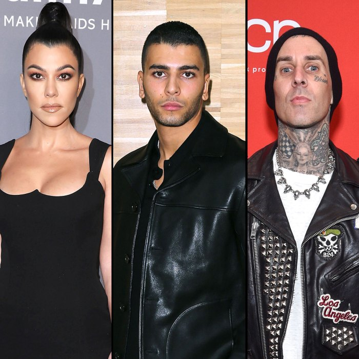 Kourtney Kardashian Ex Younes Bendjima Speaks Out After Accused of Throwing Shade at Her and Travis Barker