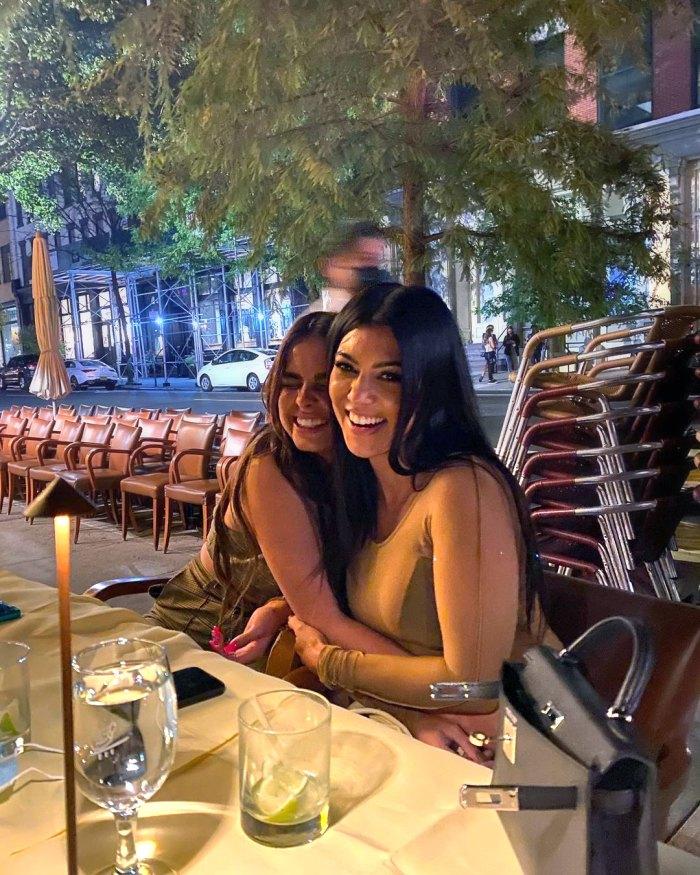 Kourtney Kardashian reacciona a los rumores de conexión con Addison Rae: 'La curiosidad mató al gato'