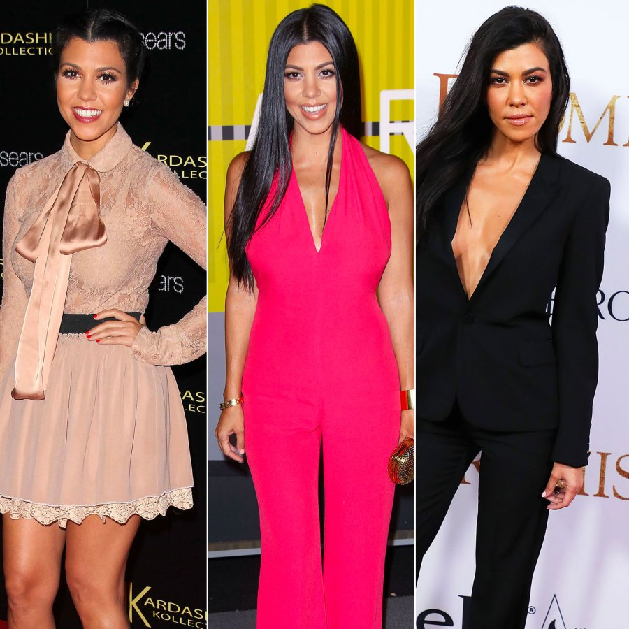Proof That Kourtney Kardashian's Style Is the Most Interesting to Look At