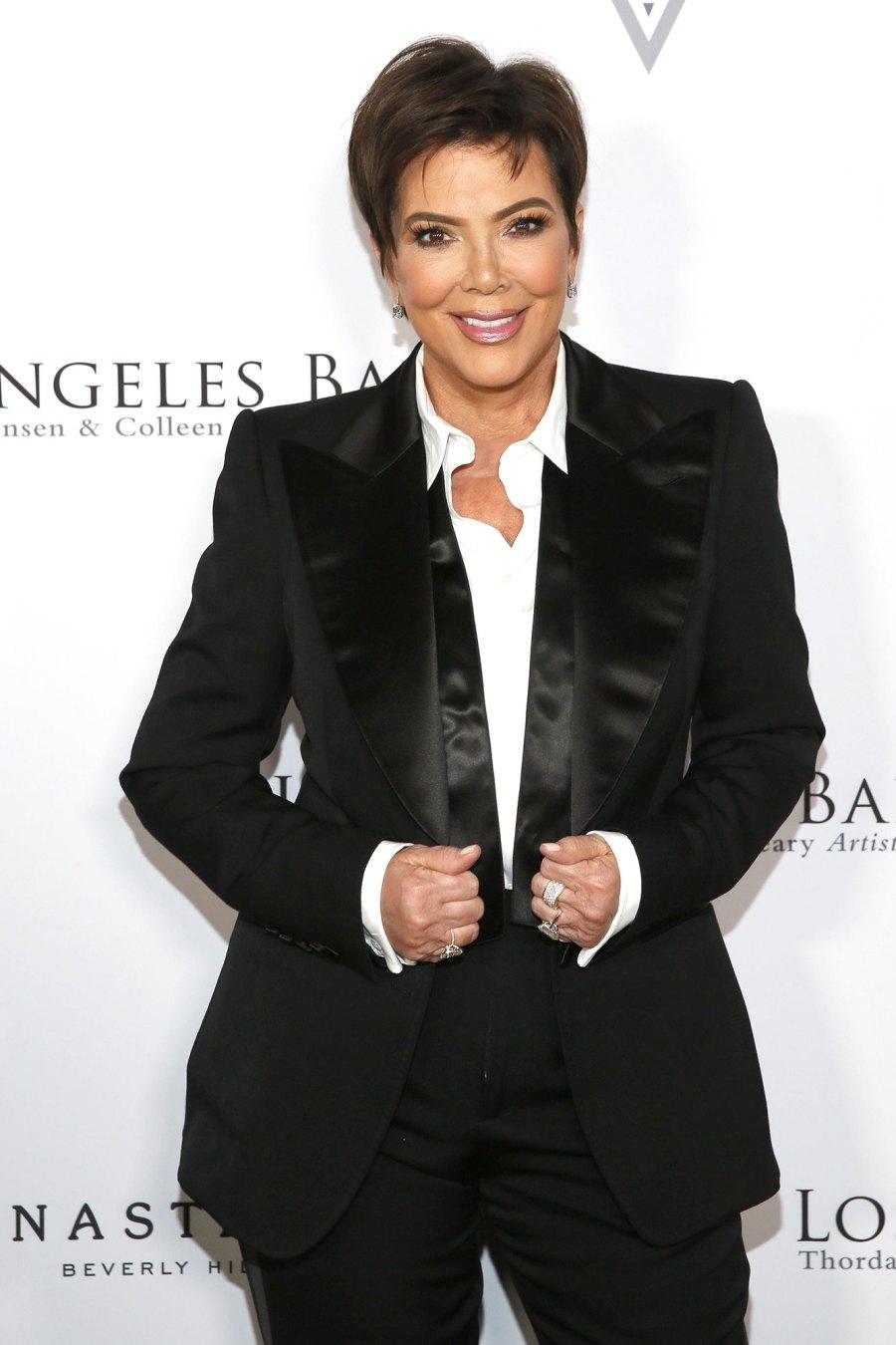 Kris Jenner Stars Rally Around Khloe Kardashian After Body Positive Post