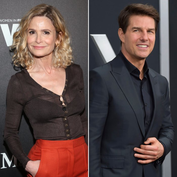 "Kyra Sedgwick Says She ""Didn't Get Invited Back"" to Tom Cruise's Home After This Incident"