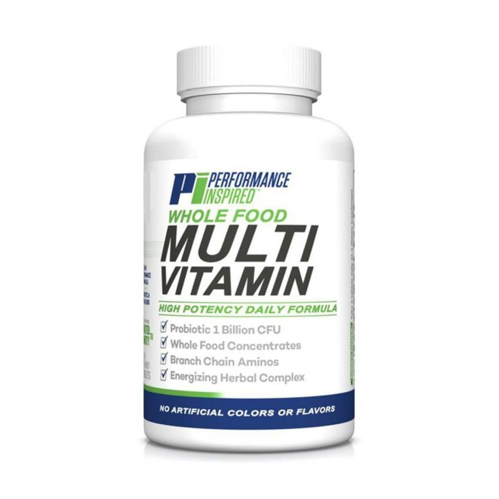 Performance Inspired (PI) | Whole Food Multi Vitamin