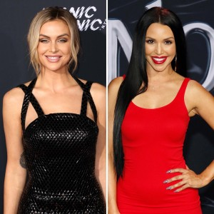 Lala Kent Says She Scheana Shay Have Bonded Over Motherhood Despite Issues