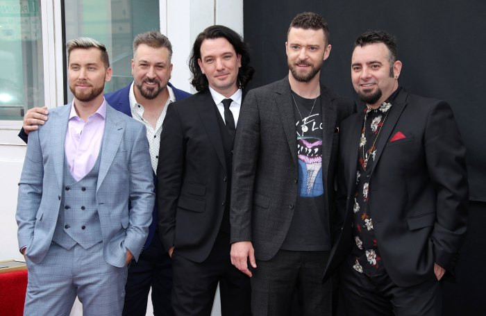 Lance Bass NSync Scared No Strings Attached 2