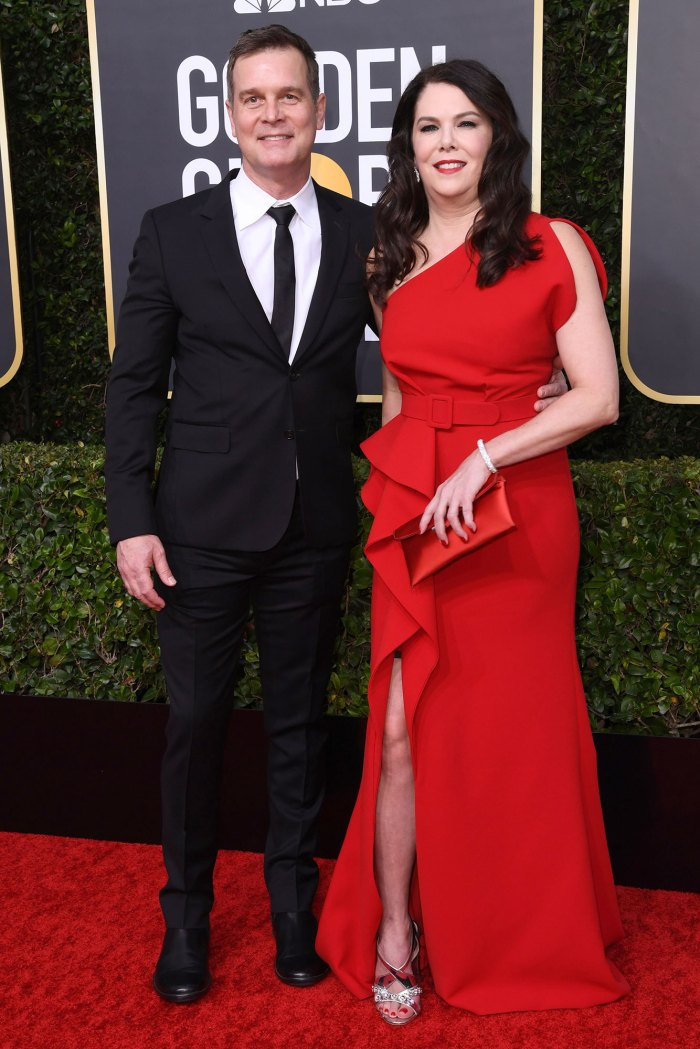 Lauren Graham Reflects on Difficult Readjustment Living With Peter Krause