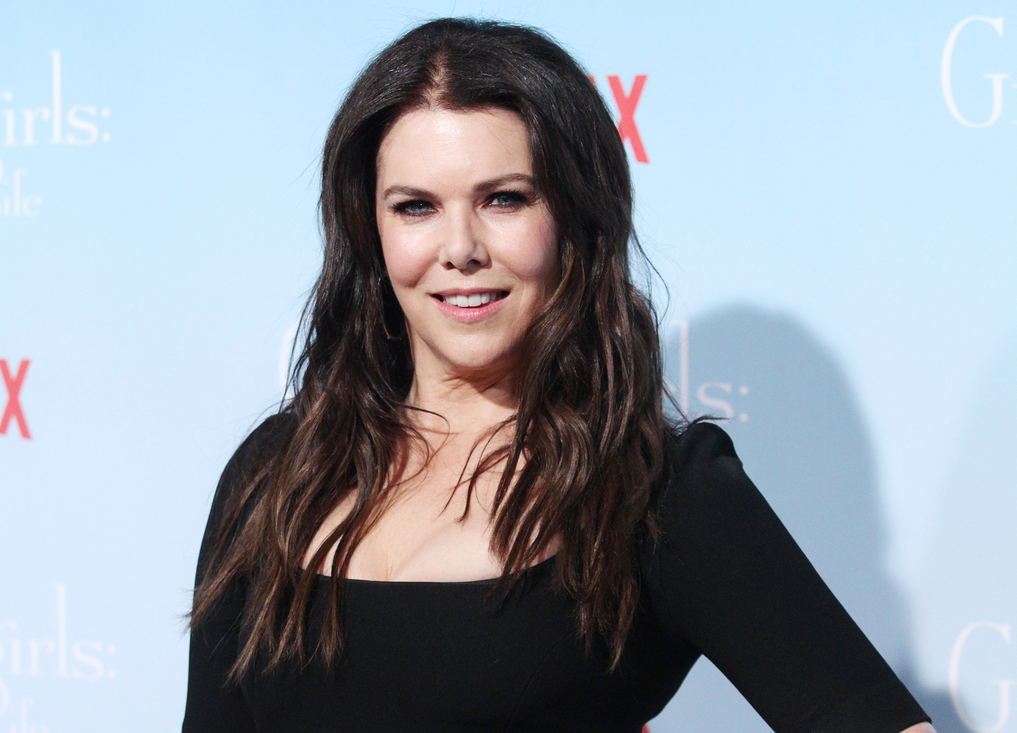Lauren Graham Why I Think Gilmore Girls Is Way More Popular Now