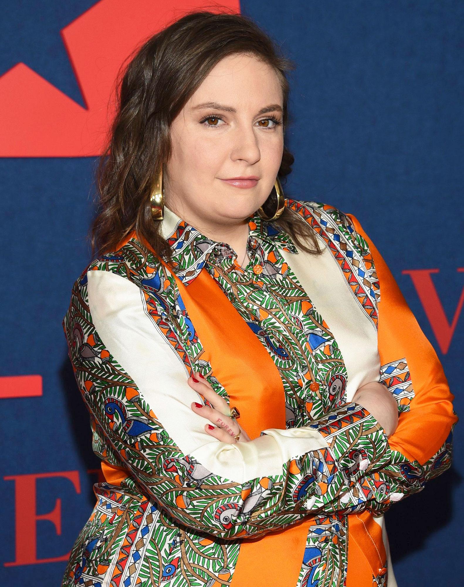 Lena Dunham's Plus Size Clothing Line Starts at $98