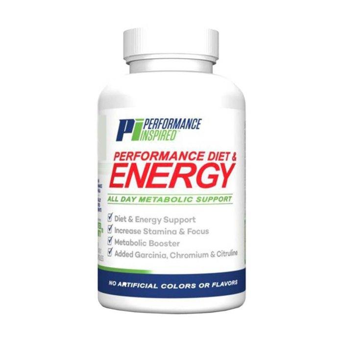 Performance Inspired (PI) | Performance Diet & Energy