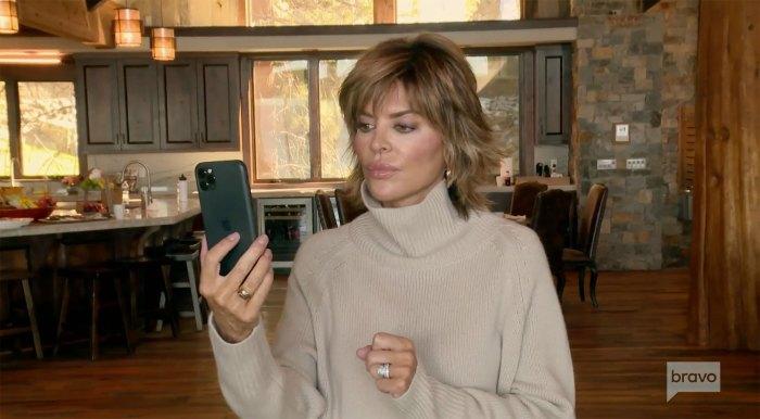 Lisa Rinna está de acuerdo después de que Kyle Richards llama a Scott Disick demasiado viejo para Amelia Grey Hamlin 2