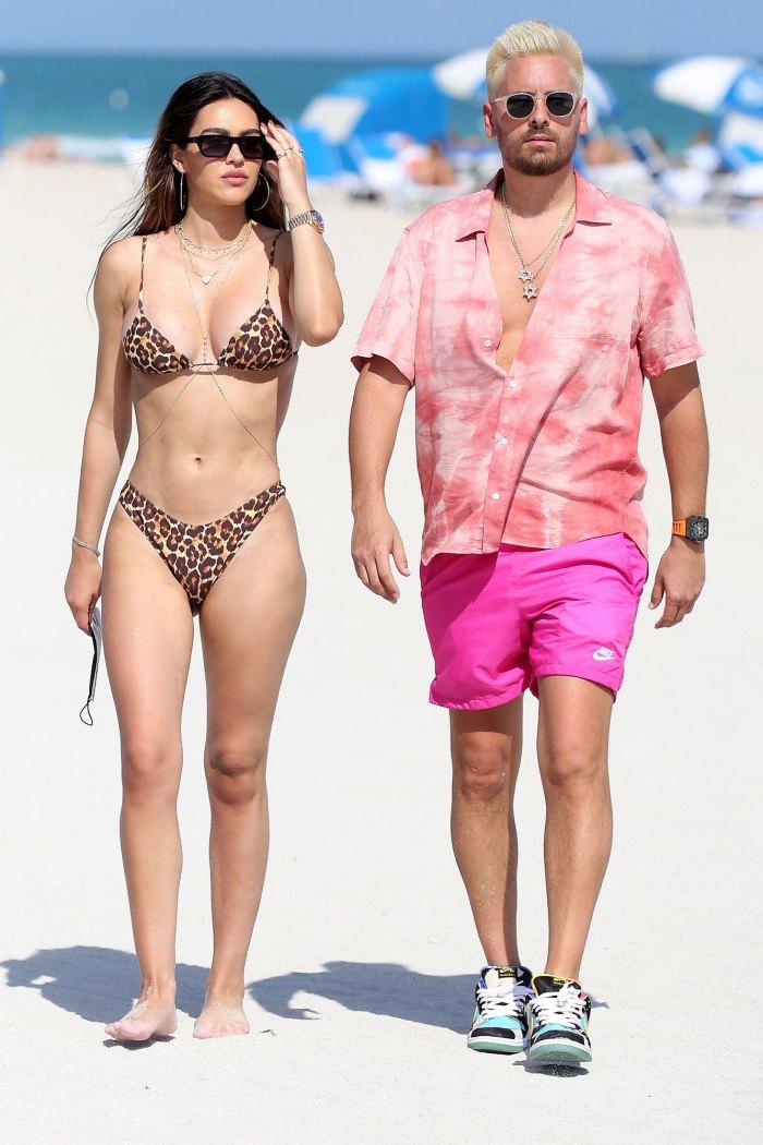 Lisa Rinna habla sobre Amelia Grey Hamlin romance con Scott Disick Bikini Beach