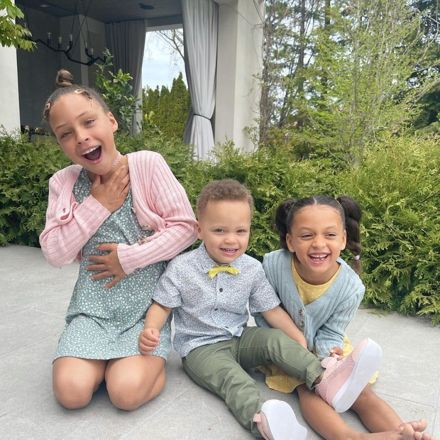 'Little Angels'! See Stephen and Ayesha Curry's Family Album With 3 Kids