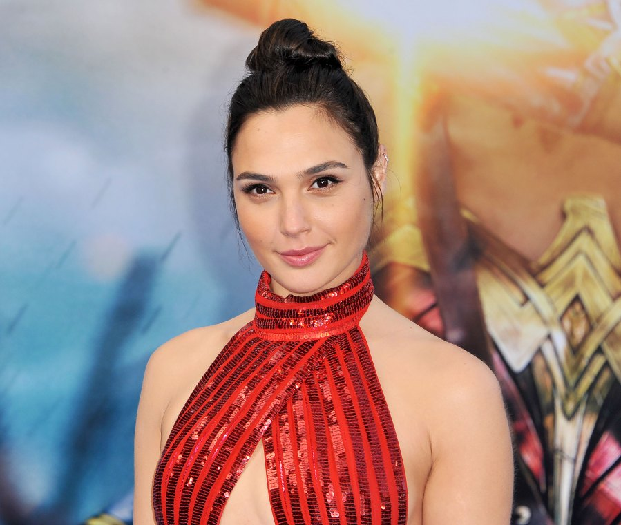 She's 36! Look Back at Gal Gadot's Wondrous Red Carpet Style: Photos