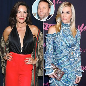 Luann de Lesseps Tinsley Mortimer Split From Scott Was Not Shocking