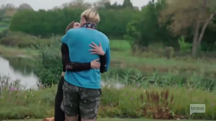 Luann de Lesseps y su novio Garth Wakeford se separan después de su debut en el tráiler de 'RHONY': 'She's Since Moved On'
