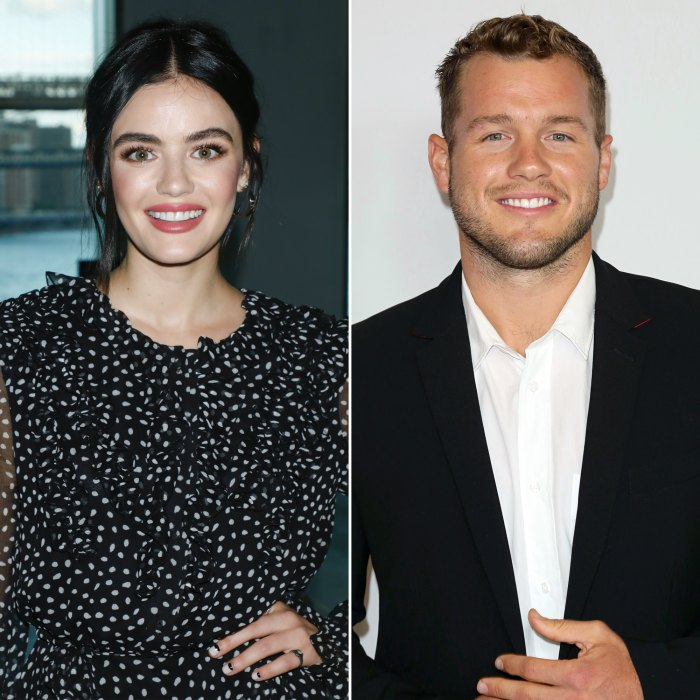 Lucy Hale Calls Colton Underwood 'Brave' After He Came Out as Gay 9 Months After They Were Romantically Linked