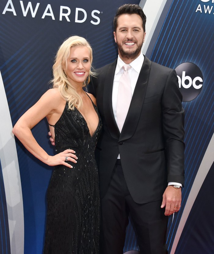 Luke Bryan Says Make-Up Sex Is The Secret His Marriage