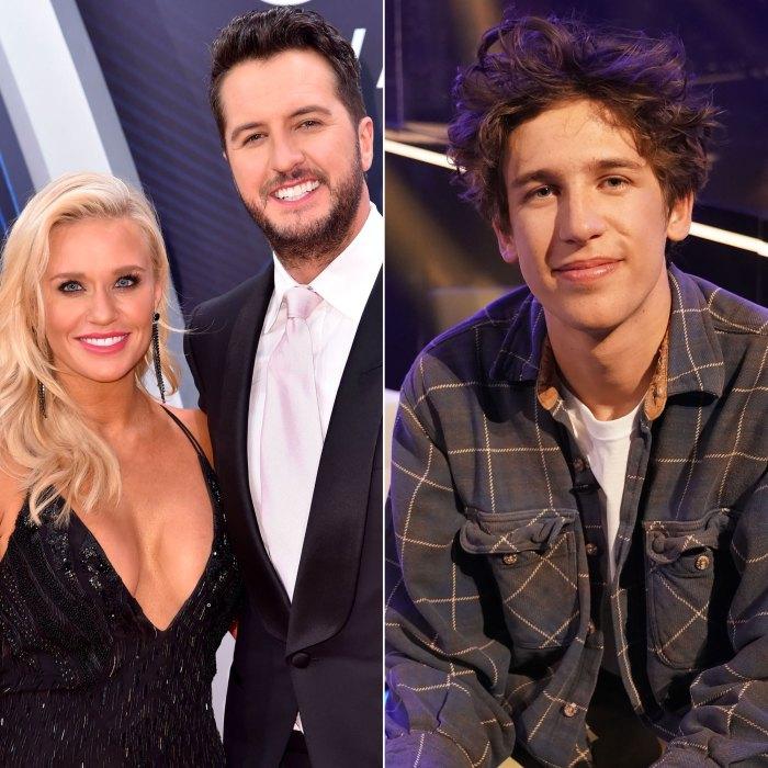 Luke Bryan's Wife Debunks Rumor About American Idol's Wyatt Pike's Exit