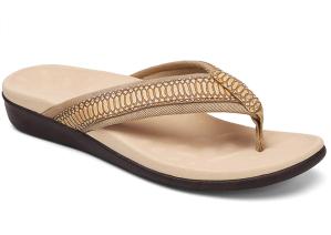 MEGNYA Orthotic Flip Flops for Women