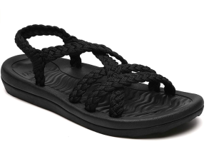 MEGNYA Women's Comfortable Walking Sandals with Arch Support