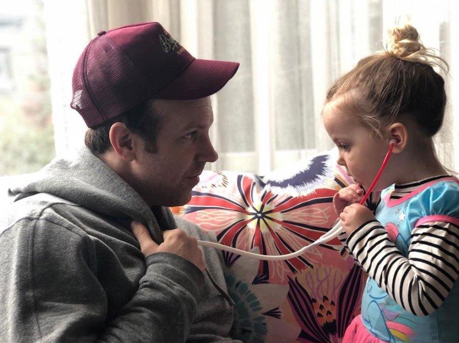 March 2019 Olivia Wilde Instagram Jason Sudeikis and Olivia Wilde Family Photos